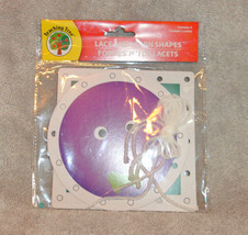 TEACHING TREE LACE & LEARN SHAPES SHAPES NEW IN PACKAGE - $5.89