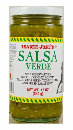 Primary image for 2 TRADER JOES SALSA VERDE GREEN TOMATILLO SAUCE
