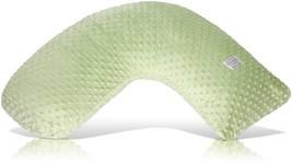 Luna Lullaby Bosom Baby Nursing Pillow, Sage Dot - $52.46