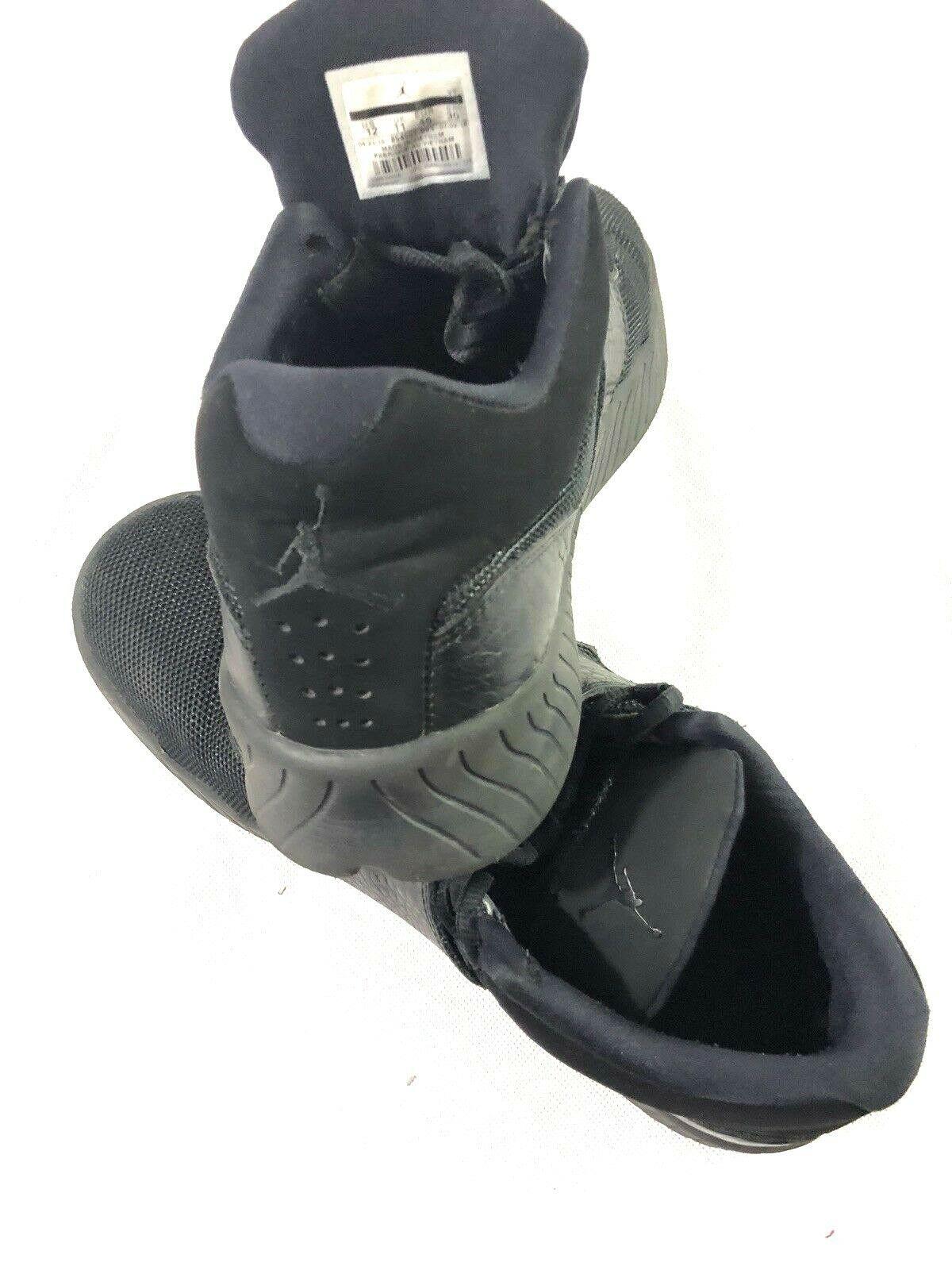 Nike Air Jordans 854557-001 Black 12 image 6