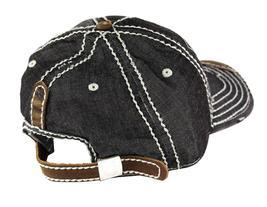 New True Religion Men's Premium Classic Trucker Distressed Hat Cap Buddha TR1995 image 4