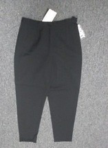 DKNY NWT Black Stretchy Tapered Medium Weight Dress Pants Size 12 SM5407 - $25.65