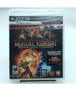 Mortal Kombat Komplete Edition Playstation 3 PS3 Kratos Warner Bros Black Label - $59.99