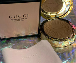 NEW IN BOX Gucci Eclat Soleil Bronzing Powder Light 02 Sold Out image 1