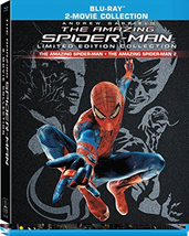 The Amazing Spider-Man 1 & 2 Collection [Blu-ray]