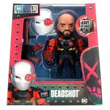 "Suicide Squad Metals Diecast M116 Deadshot 6"" Figure - $18.00"