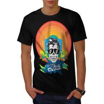 Elvis Skull Shirt Crazy Men T-shirt - $12.99+