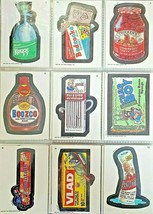 Wacky Packages Stickers 1991, 2006, & 2007 Topps Company , Great Condition! - $3.96