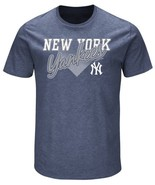 MLB New York Yankees Men's Master This Crew Neck T-Shirt - $15.95