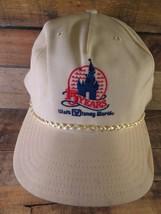 Walt Disney World 15 Years Vintage Snapback Adjustable Adult Cap Hat - $19.79