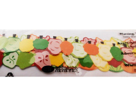 Creative Memories Bright Autumn Borders, Perfect for Scrapbooking Pages, 4 Pcs image 2