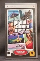 FRENCH ONLY Grand Theft Auto: Vice City Stories (Sony PSP, 2006) FRENCH ... - $19.60