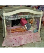 Doll House bedroom 4 Posted bed - Toys R Us  - $30.00