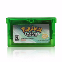 Pokemon Emerald Version GBA Gameboy Advance Nintendo Ds Reproduction - $10.77