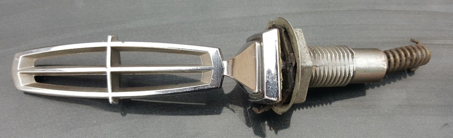 2003 2011 Lincoln Town Car Hood Ornament And 50 Similar Items