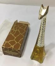AVON Graceful Giraffe Topaze Cologne 1.5FL OZ FULL BOTTLE NEW - $16.78