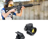 Fle sight holographic red dot scopes reflex scope collimator sight optics tactical thumb155 crop
