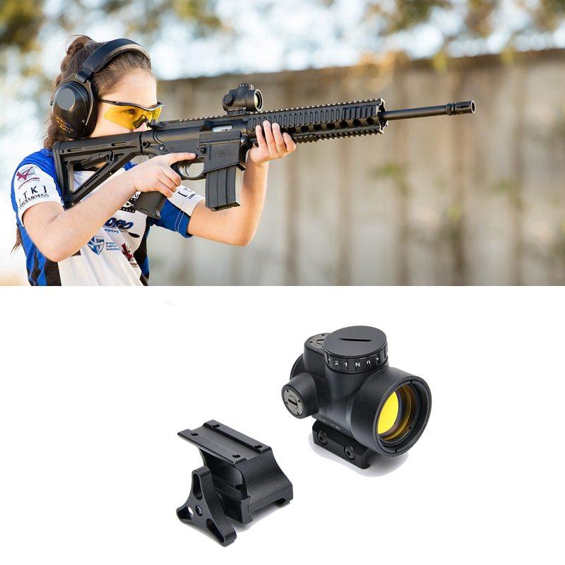 Mro red dot rifle sight holographic red dot scopes reflex scope collimator sight optics tactical