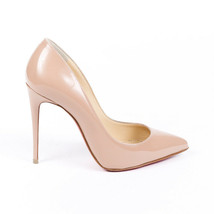 Christian Louboutin Pigalle Follies 100 Pumps SZ 35 - $585.00