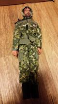 2002  G I Joe Lanard Toys LTD Military Action Figure - $18.51