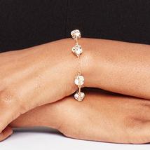 Kate Spade Lady Marmalade Chain Link Bracelet, Gold image 3