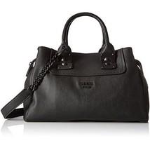 GUESS Vintage Bag HandBag Shoulder Bag Black Birthday Anniversary Gift U... - $179.43