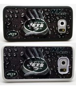 NEW YORK JETS NFL PHONE CASE COVER FOR SAMSUNG NOTE & GALAXY S3 S4 S5 S6... - $14.97