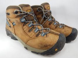 Keen Detroit Mid Top Size 9 M (D) EU 42 Men's WP Steel Toe Work Boots 10... - $58.46 CAD