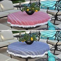Lushrobe 100% Natural Turkish Cotton Multi Purpose Double Sided Blanket ... - €17,70 EUR