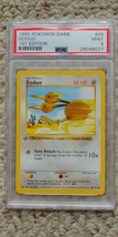 Pokemon Doduo 48/102 1st Edition Base Set PSA 9 1999 Pokemon Game Shadowless - $34.99