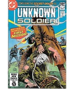The Unknown Soldier Comic Book #249 DC Comics 1981 VERY FINE- - $9.74
