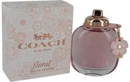 Coach Floral Perfume  By Coach for Women   3 oz Eau De Parfum Spray - $75.95