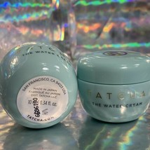 Same/Next Day Ship 2x Brand New Without Box Tatcha The Water Cream Travels 10mL image 2