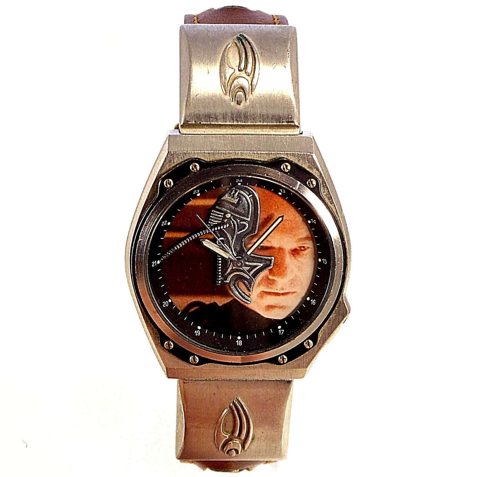 Primary image for Star Trek Captain Picard Borg, Fossil Limited Edition Watch, #XXXX/10K Just $119