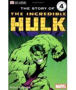 The Story of the Incredible Hulk (DK Readers, Level 4) [May 05, 2003] DK - $47.04