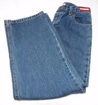 Levis Unterschrift Jungen Jugend Jeans 14 Regular Gerades Bein Locker für - $21.30