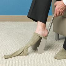 Sock Aid Easy On Easy Off Horse Socks Helper Assist Device Extra Long Ha... - $13.51
