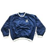 Vintage Starter Notre Dame Fighting Irish Men's Pullover Jacket Size Lar... - $29.70