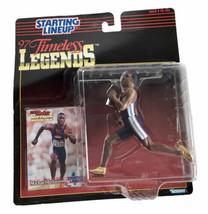 Olympics Starting Lineup SLU Michael Johnson 97 Timeless Legends 1997 Kenner - $11.29