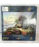 Thomas Kinkade Painter of Light A New Day Dawning 1000 Pieces Jigsaw Puz... - $19.95