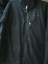 Columbia Insulated Black Jacket Large - Xl - $18.70