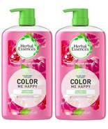 (2) Herbal Essences Color Me Happy Conditioner Acai Berries - Satin 23.7... - $26.72