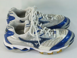 Mizuno Wave Lightning 6 Volleyball Shoes Women's Size 7.5 US Excellent Plus - $32.37