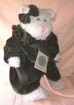 Cleo Pussytoes Boyds Bears Cat Kitty Kat Bear Retired 16 inch 1997 - $16.83