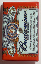 Budweiser Beer Logo Light Switch Power Duplex Outlet wall Cover Plate Home decor image 5