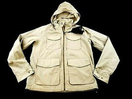 new MASSIMO DUTTI outwear men jacket 3425/087/710 beige gold sz S - $84.21