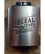 Liberal Tears Flask - $20.00