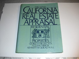 california  real  estate  appraisal  residential  properties - $1.25