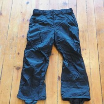 Columbia Snowpants Ski Pants Snowboard Insulated Black Mens Size L - $29.69