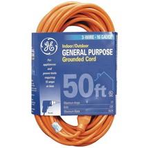 GE JASHEP51926 Indoor/Outdoor Extension Cord (50 Feet) - $53.23